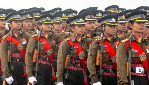 थल सेना में महिला अधिकारियों की बढ़ती सहभागिता