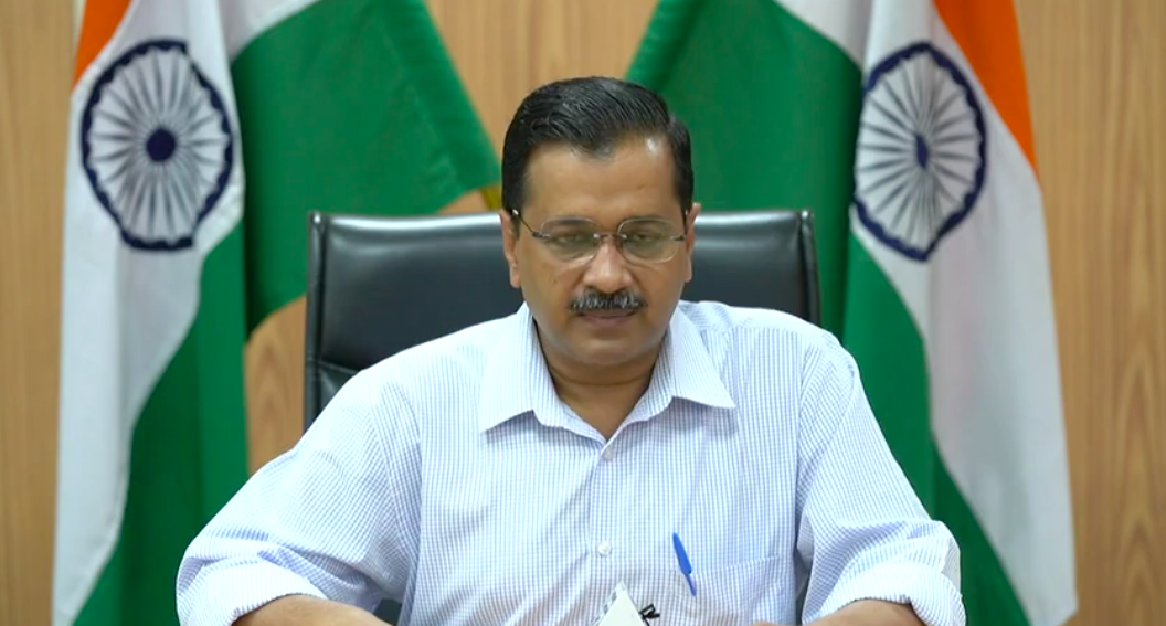 Delhi will feed 2 lakh people, four lakh by Saturday, Says Delhi CM Kejriwal