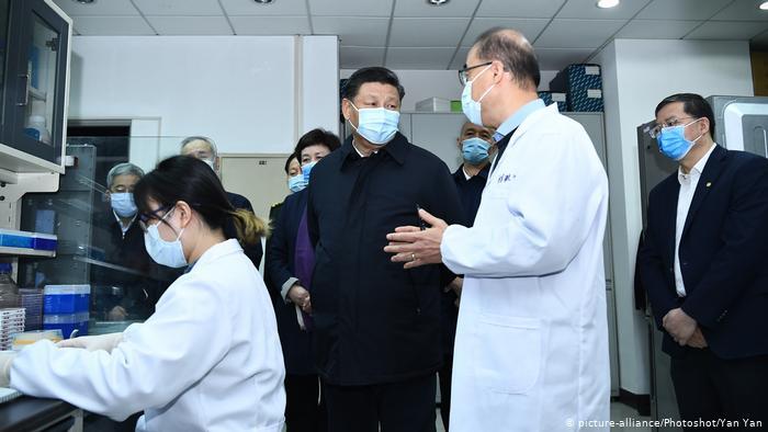 चीन में कोविड-19 से मरने वालों की संख्या 3237 हुई