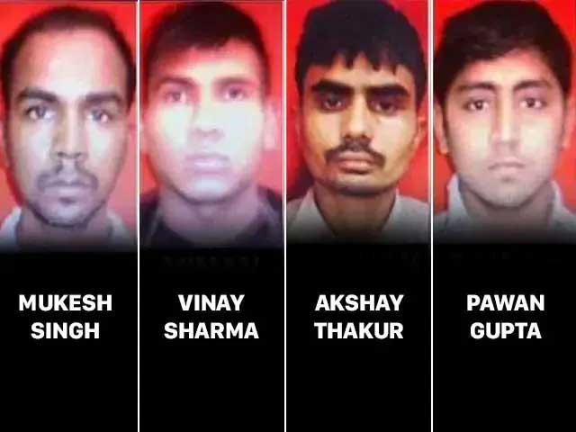 23 वर्षीय छात्रा (निर्भया) के साथ सामूहिक दुष्कर्म करने के चार दोषियों को आखिरकार सुबह के ठीक 5.30 बजे फांसी दे दी गई!