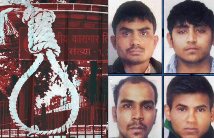 2012 Delhi gang-rape case: All 4 death row convicts have been hanged at Tihar jail
