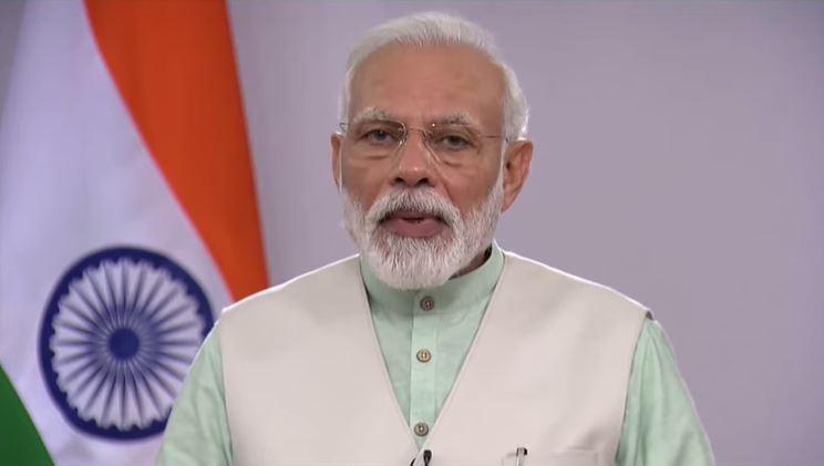 कोरोना पर PM मोदी का संदेश: 5 अप्रैल को रात 9 बजे नौ मिनट के लिए सभी लाइटें बंद करें, मोमबत्ती-दिया जलाएं