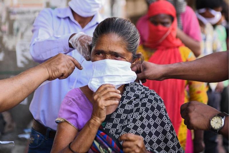 COVID-19: भारत में सक्रिय मामले 20,835