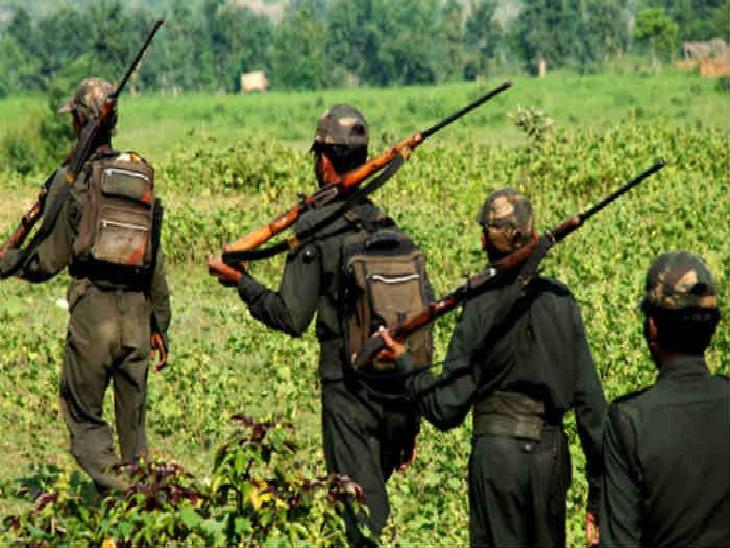 झारखंड में पांच नक्सली गिरफ्तार
