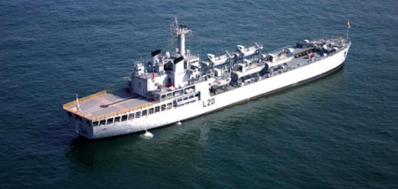 """भारतीय नौसेना ने ऑपरेशन """"समुद्र सेतु"""" लांच किया"""