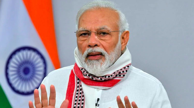 PM Modi To Address Nation At 8 PM Today