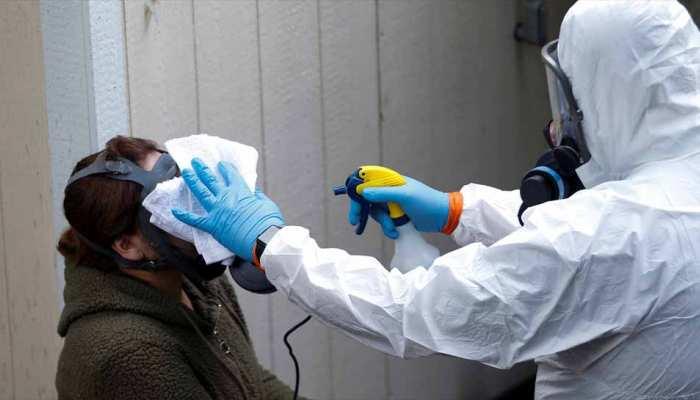 उप्र के 71 जिलों में कोरोना, 3373 लोग संक्रमित, अब तक 74 मौतें