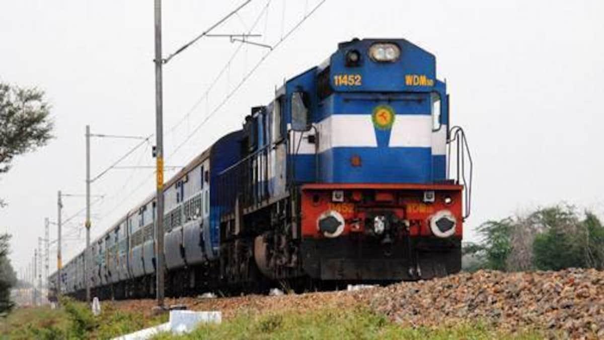 श्रमिक ट्रेन में सफर कर रही बुजुर्ग महिला की संदिग्ध हालत में मौत