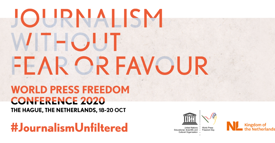 World Press Freedom Day: Journalism without Fear or Favour as its theme