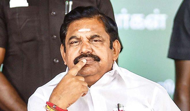 तमिलनाडु के मुख्यमंत्री ने कहा लॉकडाउन को धीरे-धीरे हटाया जा सकता है