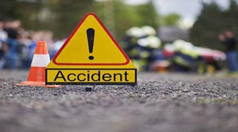 मध्य प्रदेश सड़क हादसे में 8 श्रमिकों की मौत और 55 घायल