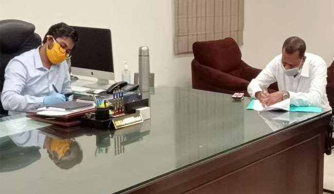 जमशेदपुर में उप-विकास आयुक्त परमेश्वर भगत की अध्यक्षता में वन स्टॉप सेंटर फॉर वीमेन की जिला स्तरीय टास्क फोर्स की बैठक
