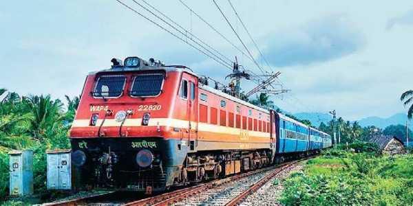 तमिलनाडु में सात सितंबर से चार दैनिक स्पेशल ट्रेन सेवाएं शुरू होंगी