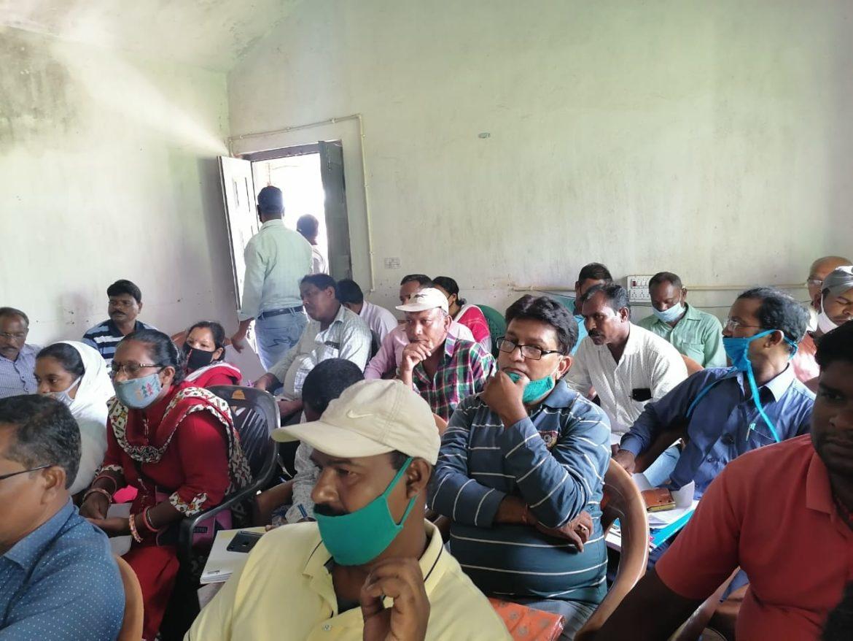 मनरेगा कार्यों में तेजी लाने व मजदूरों की संख्या बढ़ाने का दिया निर्देश: झारखंड
