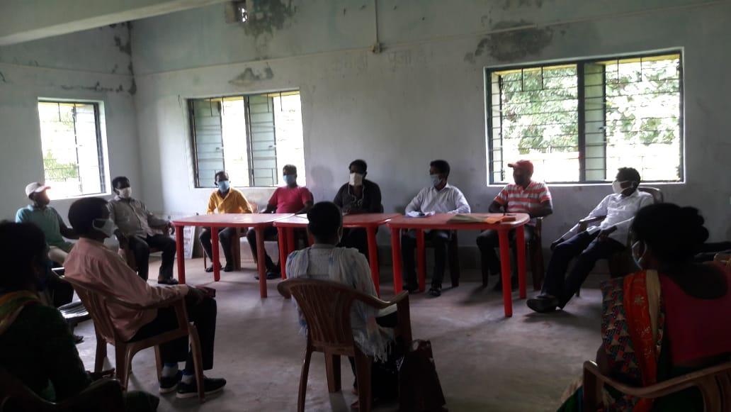 मझगांव प्रखण्ड के नयागांव पंचायत में 847 परिवार को सरकार देगी प्रधानमंत्री आवास