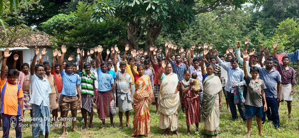 राशन गबन के आरोपी डीलर को पुनः राशन देने से हंगामा: झारखंड