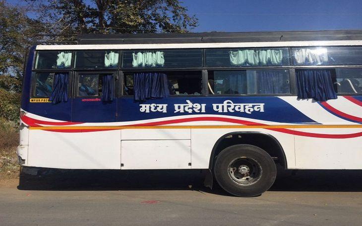 मध्य प्रदेश में यात्री बसों का आवागमन आज से शुरू