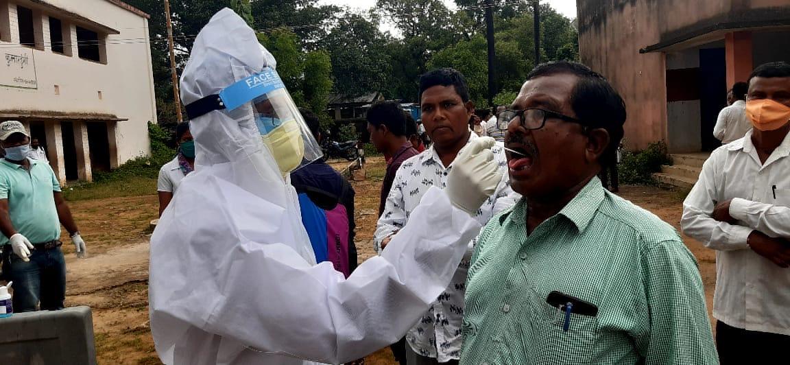 शिक्षा विभाग में कोविड जांच शुरू: झारखंड