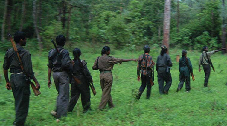 माओवादियों ने सरपंच की गोली मारकर कर दी हत्या