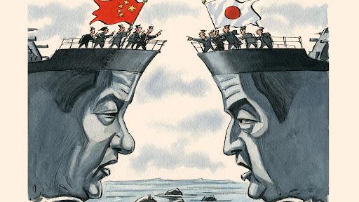 जापान ने चीनी विस्तार का मुकाबला करने के लिए भारत-प्रशांत क्षेत्र में सहयोग बढ़ाने का आह्वान किया