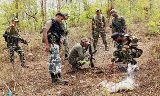 नक्सलियों के खिलाफ चलाए जा रहे राज्यव्यापी अभियान में पुलिस को एक और सफलता मिली: झारखंड