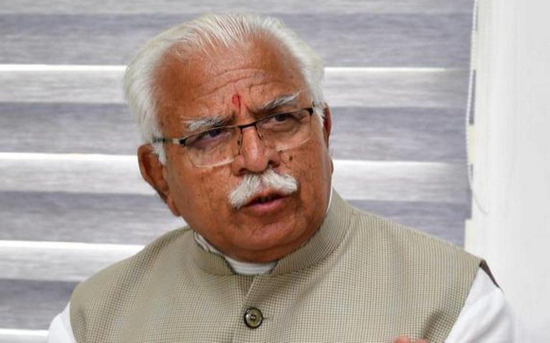 मुख्यमंत्री मनोहर लाल ने पंचकूला से स्वच्छता पख्वाड़ा अभियान की शुरूआत की