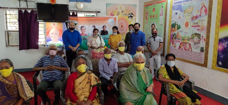 ऑल इंडिया प्रोफेशनल कांग्रेस जमशेदपुर द्वारा मनाया गया गांधी और लाल बहादुर शास्त्री जयंती