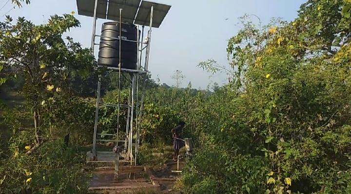 पीने के पानी के लिए तरस गए पुतकरसाई के ग्रामीण:झारखंड