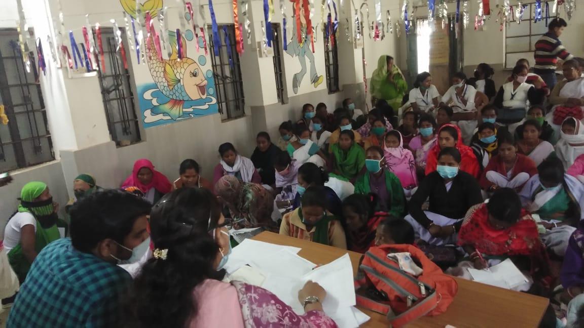 गहन जन स्वास्थ्य सर्वे, लोगों से ली जाएगी जानकारी: डॉक्टर वीरांगना सिंकु
